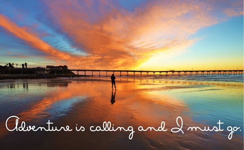Experience California  Oceanfront!