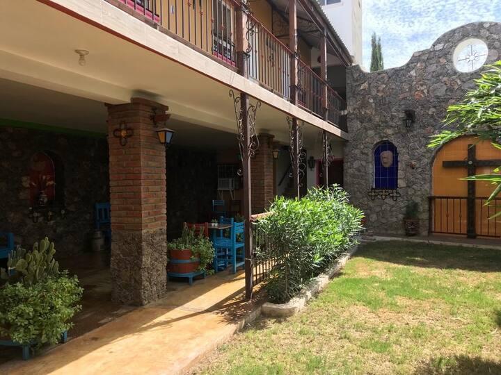 #1 Casa LA MARTINA zona hoteles a 5 min CONSULADO