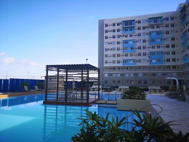 Marina condo Dumaguete 旺海阁6th Beach view