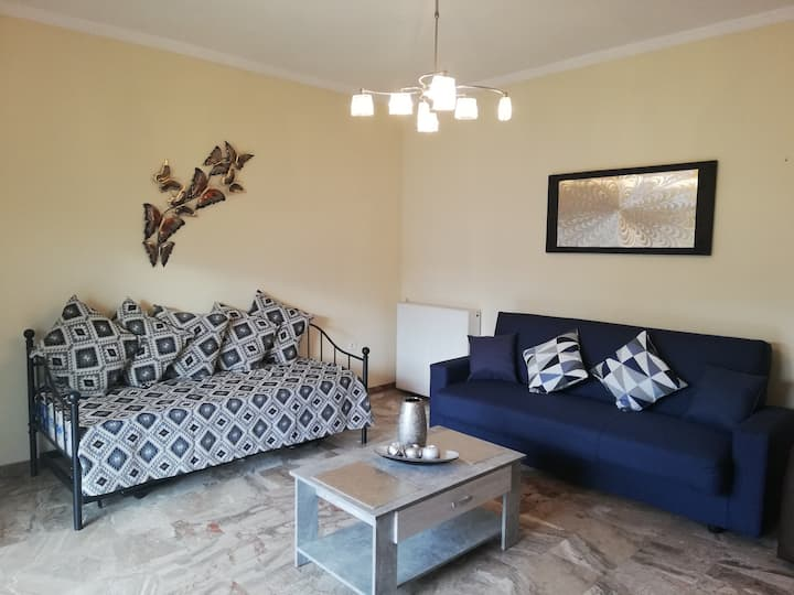Helios flat New Town Rodos