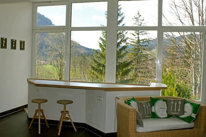 Atelier in der Sonne - Pfronten - Apartment