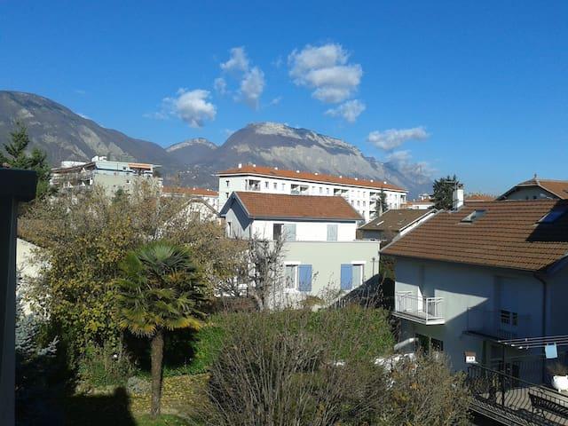 Chambrette sympa à louer - Grenoble - Apartament