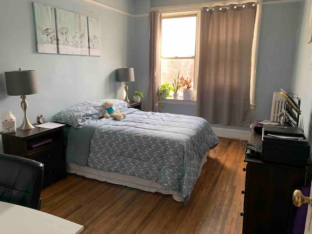 Big room in the heart of Astoria!