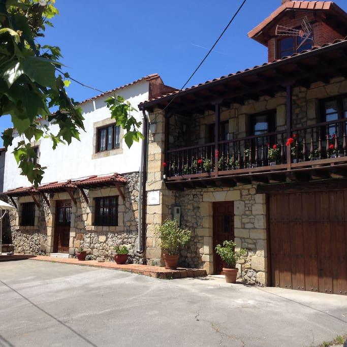 Casa monta esa en omo o houses for rent in cantabria cantabria spain - Casa montanesa ...