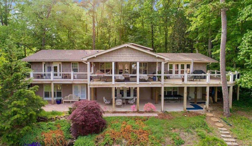 Chattanooga Lakehouse Retreat