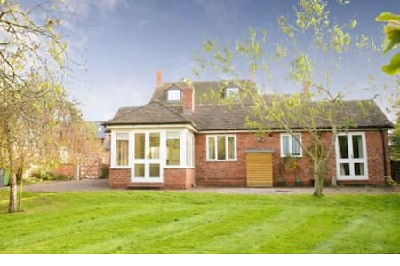 Grange Farmhouse Cottage - Wem - Casa