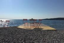 Spiaggia copelia