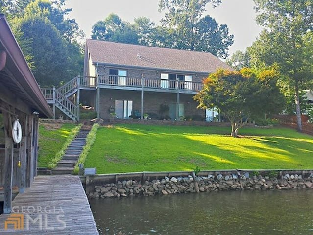 Lake Sinclair  One bdrm apartment - Eatonton - Leilighet