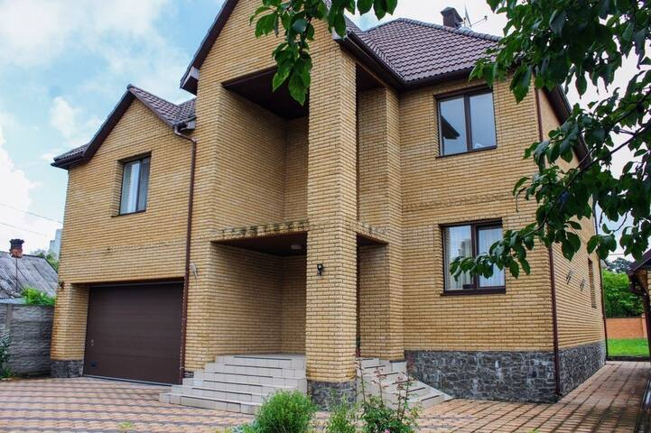 Luxury Private House with All Inclusive Zhytomyr