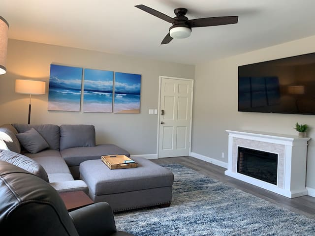 In the Heart of Downtown and Steps from the Beach