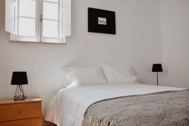 Apartamento acolhedor e elegante (self check in)
