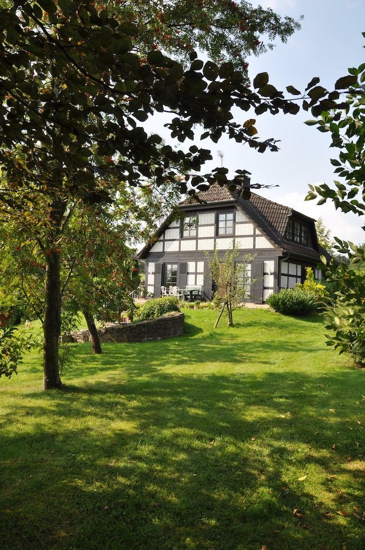 Ferienhaus Heimannsfeld zwischen Monschau + Rursee