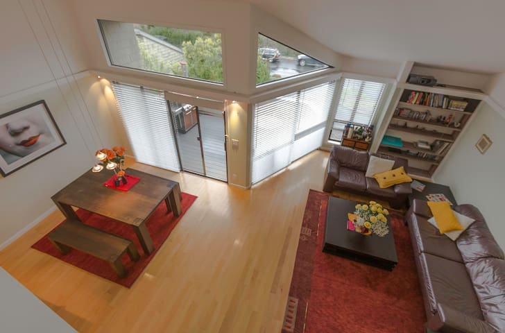 Amazing 3br Home +2 Fireplaces and Outdoor Dining - Sausalito - Wohnung