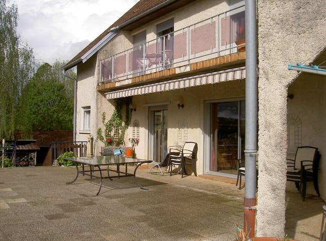 gites de France le cabanon 3etoiles - Mailley-et-Chazelot - Leilighet