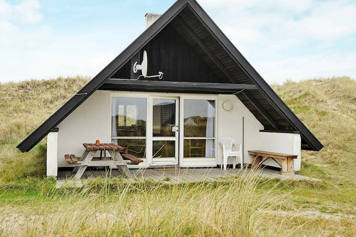 Tranquil Holiday Home With Breathtaking Views in Ringkøbing