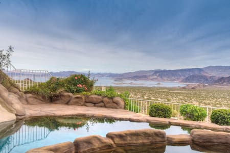 Large Home with Lake Mead views BNB - Boulder City - 住宿加早餐