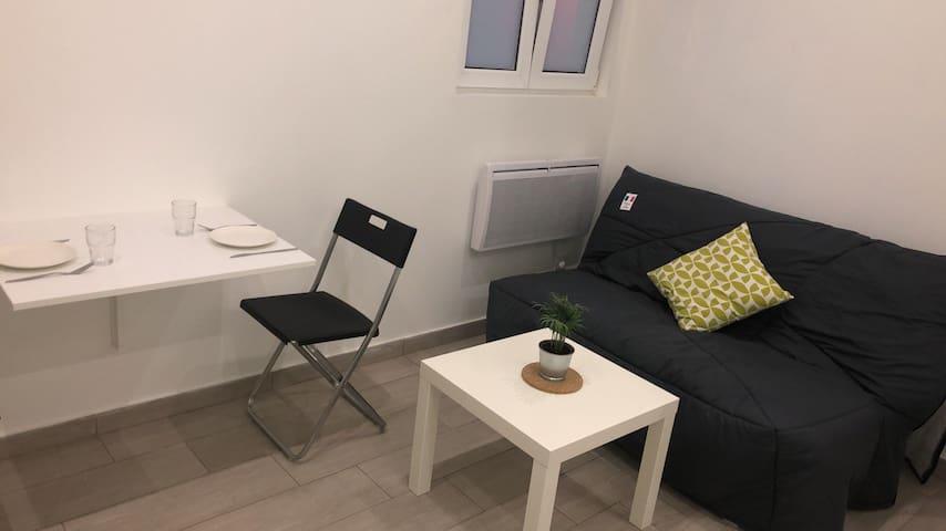 Joli studio à Nice