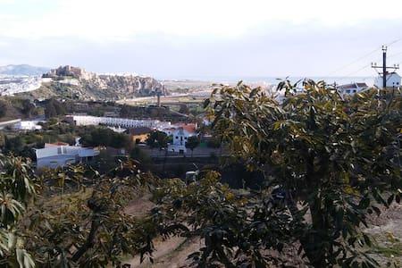 Nice flat with big terrace& ocean view - Salobreña