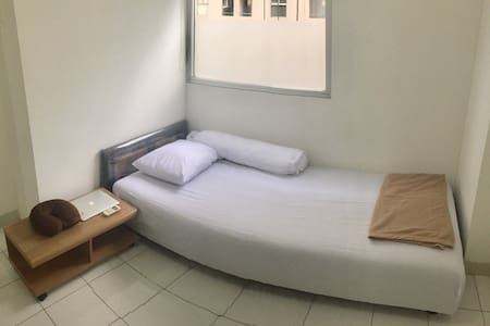 A perfect room for solo travellers in S. Jakarta - Appartamento