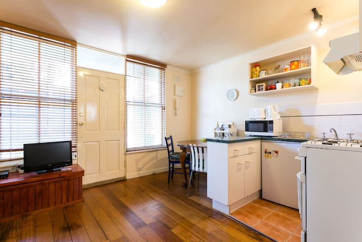 Cute, cozy and super central  - St Kilda - Apartamento