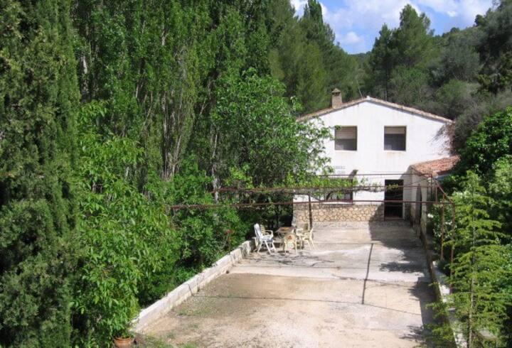Casa de la HIGUERA, Molinicos