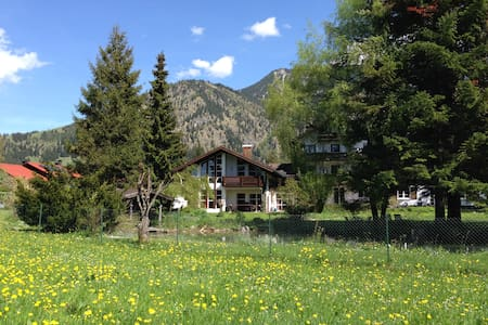 Holiday @ Bad Hindelang - Bad Hindelang - Apartment