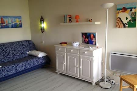 Appartement calme, élégant, lumineux, proche plage - Vaux-sur-Mer - 公寓