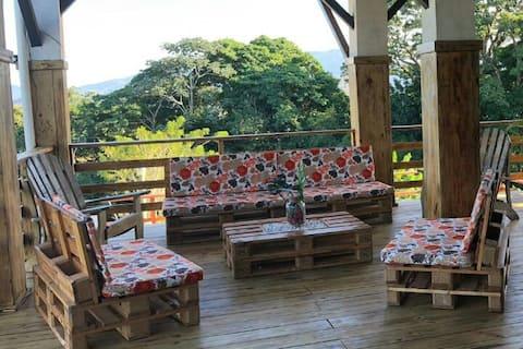 Rancho Dña. Chea en Jarabacoa-Crucero