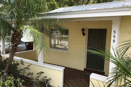The Downtown Bungalow - Kissimmee