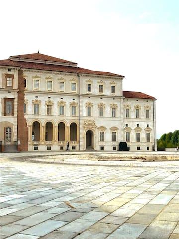 Veneria Reale near Torino