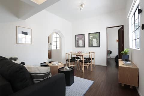 Art Deco apartment for design lovers - Blue