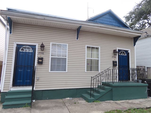 Mid-City NOLA home, in the heart of the city