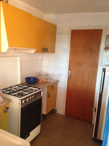 SPACIOUS FLAT IN QUIET AREA CLOSE TO TARRAGONA - Tarragona - Apartment
