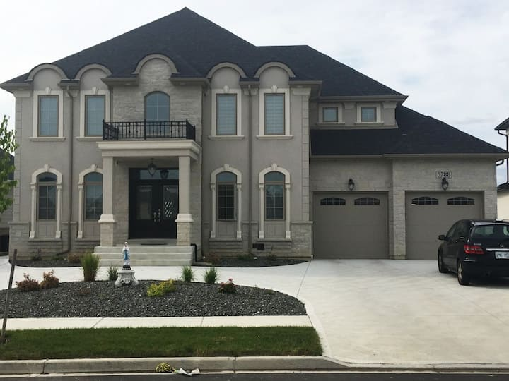 New Large Private Basement with Separate Entrance