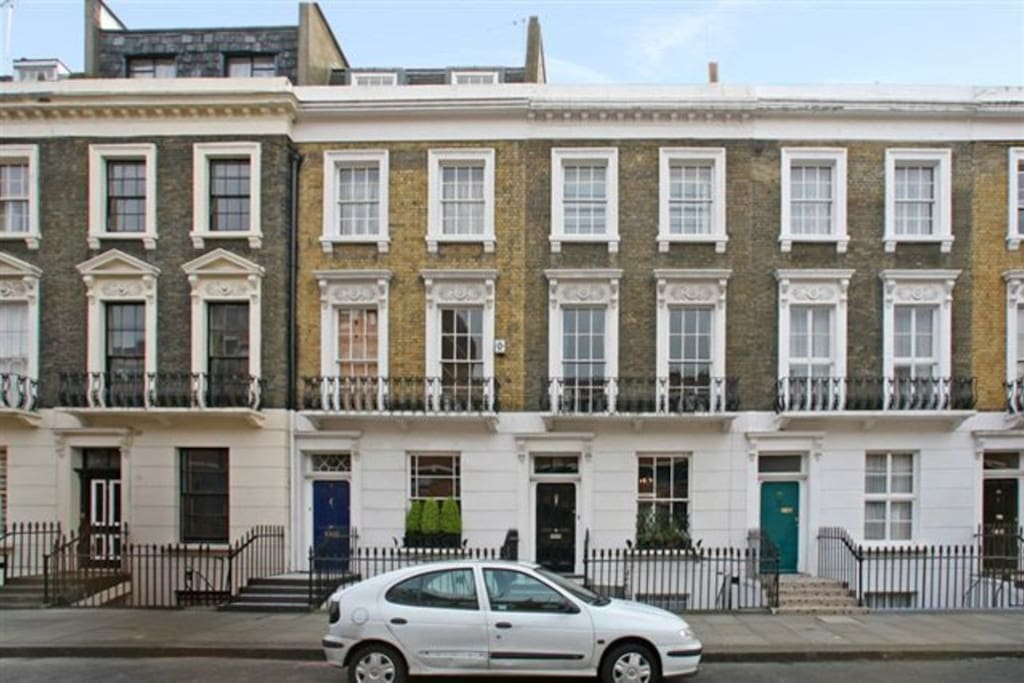 Nice Double Room Self Catering in London Westminster _Victoria Station_Zona 1