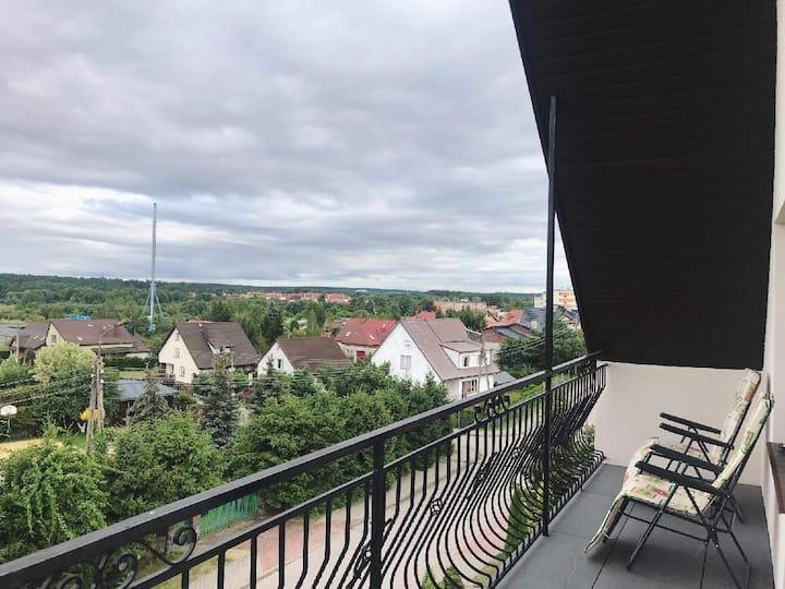 Miodzik apartament mazury nocleg