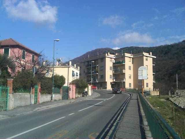 MARE E MONTI - Genova - Huoneisto