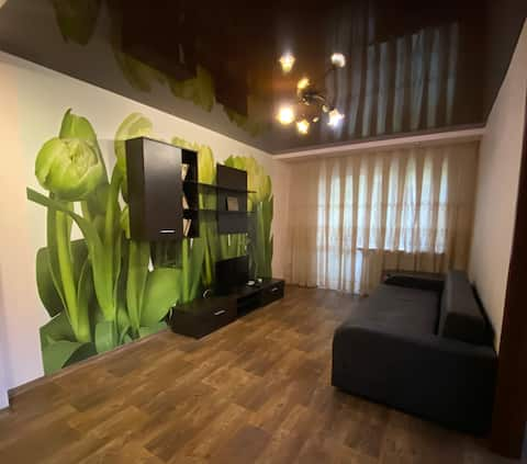 Современная и очень уютная 2-х комнатная квартира!