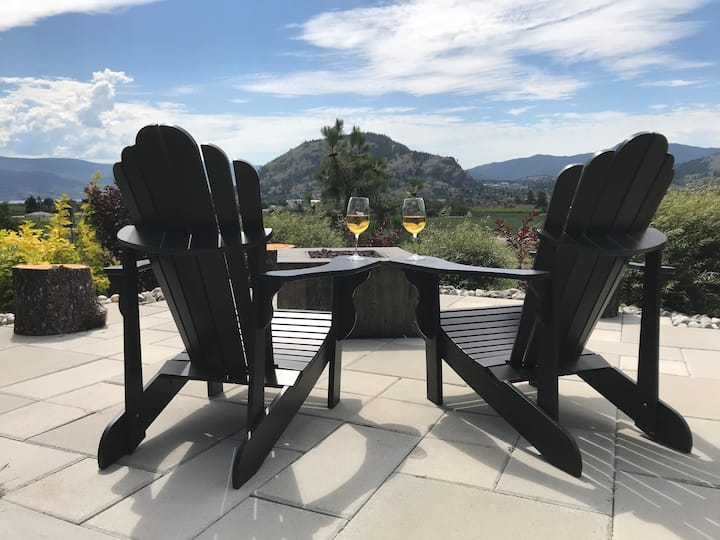 Summerland Home with Spectacular Views