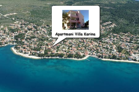 Apartment Villa Korina, Brodarica (2+2) - Brodarica