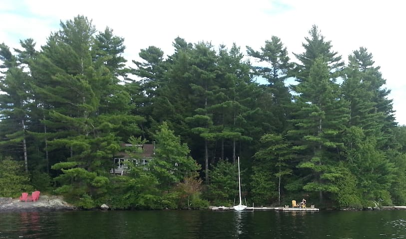 Private Family Cottage on Lake Muskoka - Bala - Cabaña