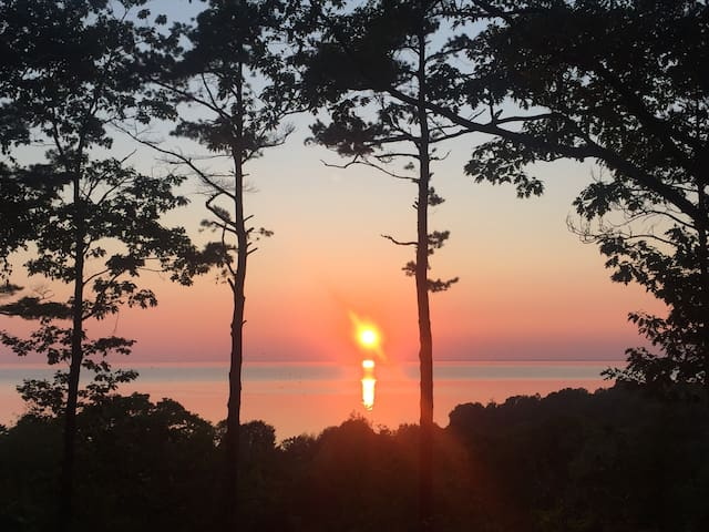 Stunning Door County Sunsets