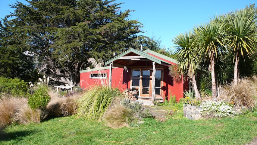 The Red House - Pigeon Bay - Pigeon Bay - Huis