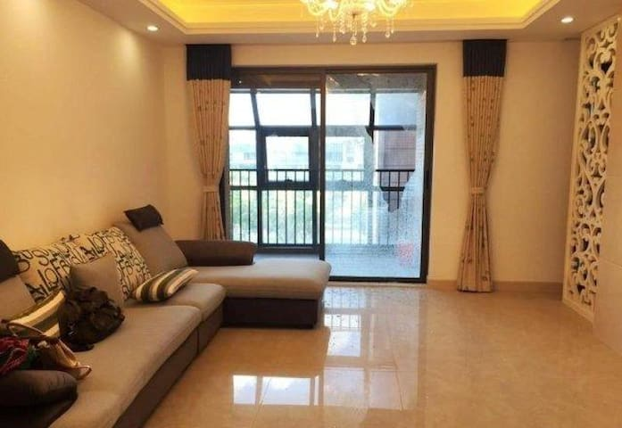 华融琴海湾 南北通三房 - Wenzhou - Wohnung