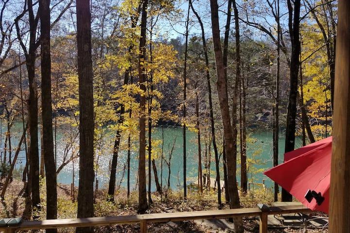Summer Camp at the Caney Fork River