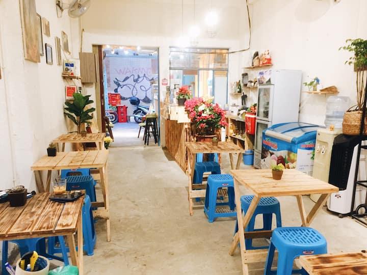 Po Lang room - Prit cafe & Homestay