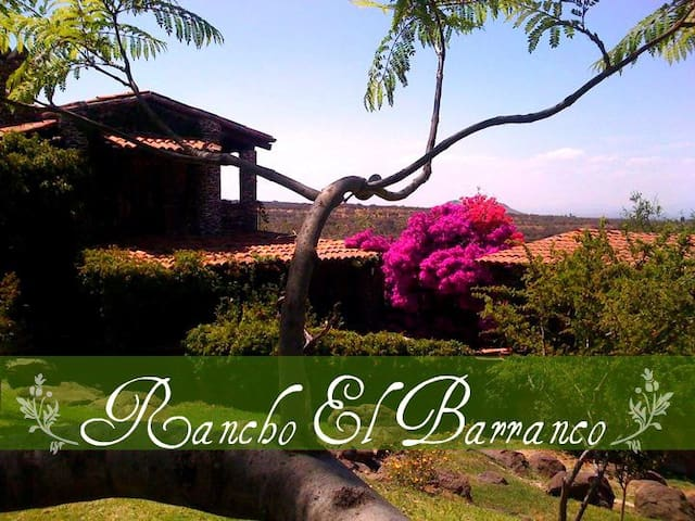 Rancho el barranco, el descanso ideal - San Juan del Río - Villa