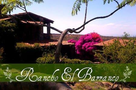 Rancho el barranco, el descanso ideal - San Juan del Río - 别墅