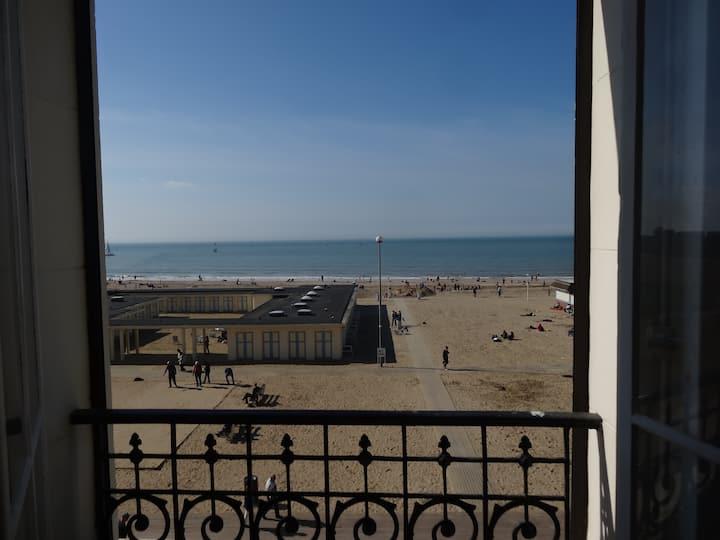 """Appartement 2P """"Cap Mer"""" vue mer et accès plage"""
