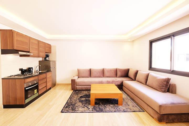 Luxueux appartement F2 au coeur de l'Hivernage!!